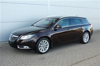 Opel Insignia 2,0 CDTI Cosmo ST 163HK 5d