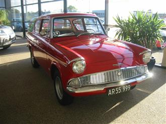 Ford Anglia 1,0 Sportsman Deluxe 36HK