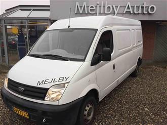 LDV Maxus lang, extra høj 2,5 CDI 120HK Van