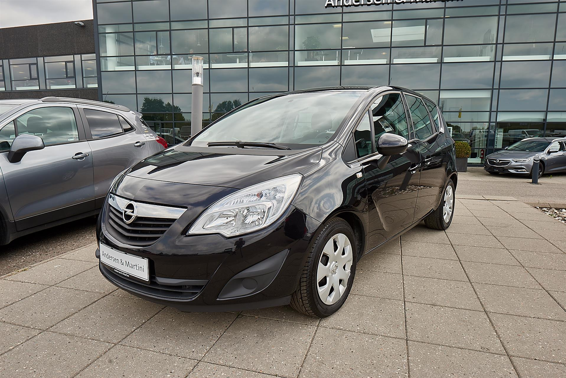 Billede af Opel Meriva 1,3 CDTI PDF Enjoy 95HK
