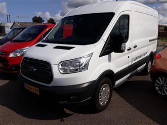 Ford Transit 310 L1 2,2 TDCi Ambiente 2WD 125HK Van 6g