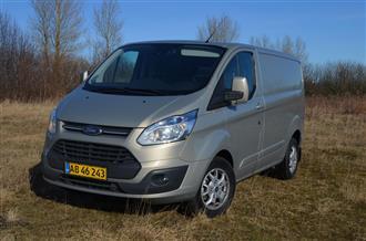 Ford Transit Custom 270 L1H1 2,0 TDCi Limited 170HK Van 6g