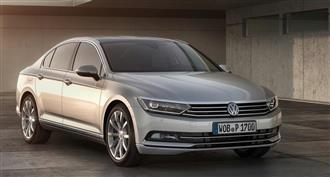 VW Passat 1,6 TDI BlueMotion 120HK 6g