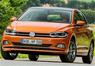 VW Polo 1,0 BlueMotion 95HK 5d
