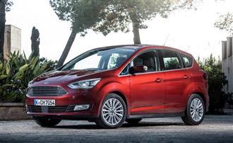 Ford C-MAX 1,0 EcoBoost Titanium 100HK 6g