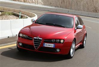 Alfa Romeo 159 Sportwagon 1,7 TBI 16V Distinctive 200HK Stc 6g