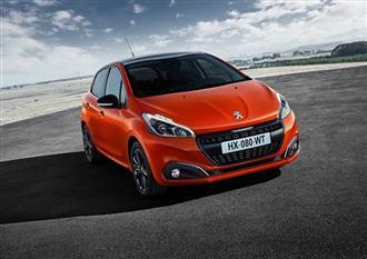 Peugeot 208 1,6 BlueHDi Selection Sky 100HK 5d