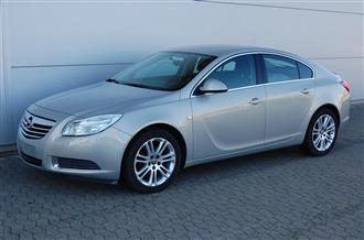 Opel Insignia 1,8 Edition 140HK 5d 6g