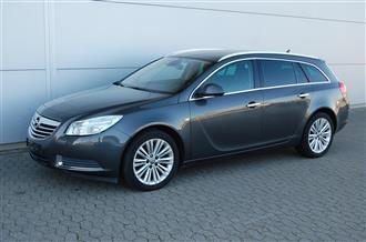 Opel Insignia 2,0 CDTI Aut. 160HK Stc