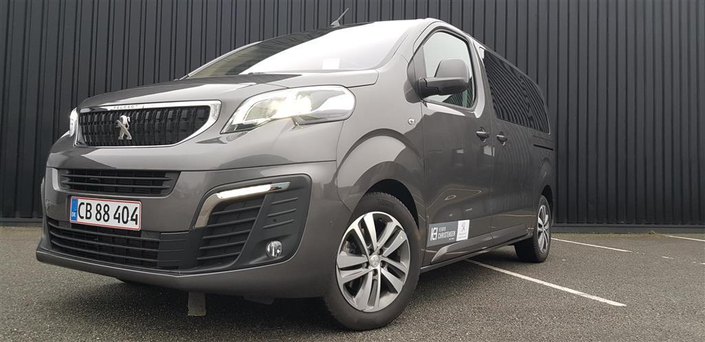 Peugeot Traveller L2 2,0 BlueHDi Allure EAT6 180HK 6g Aut.