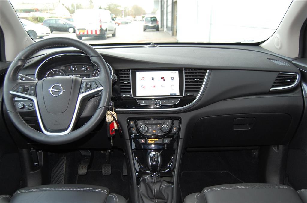 Opel Mokka X 1,4 Turbo INNOVATION Start/Stop 140HK 5d 6g