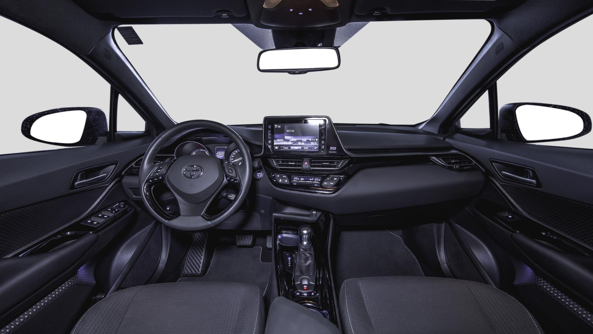 Billede af Toyota C-HR 1,8 B/EL Premium Selected Multidrive S 122HK 5d Aut.