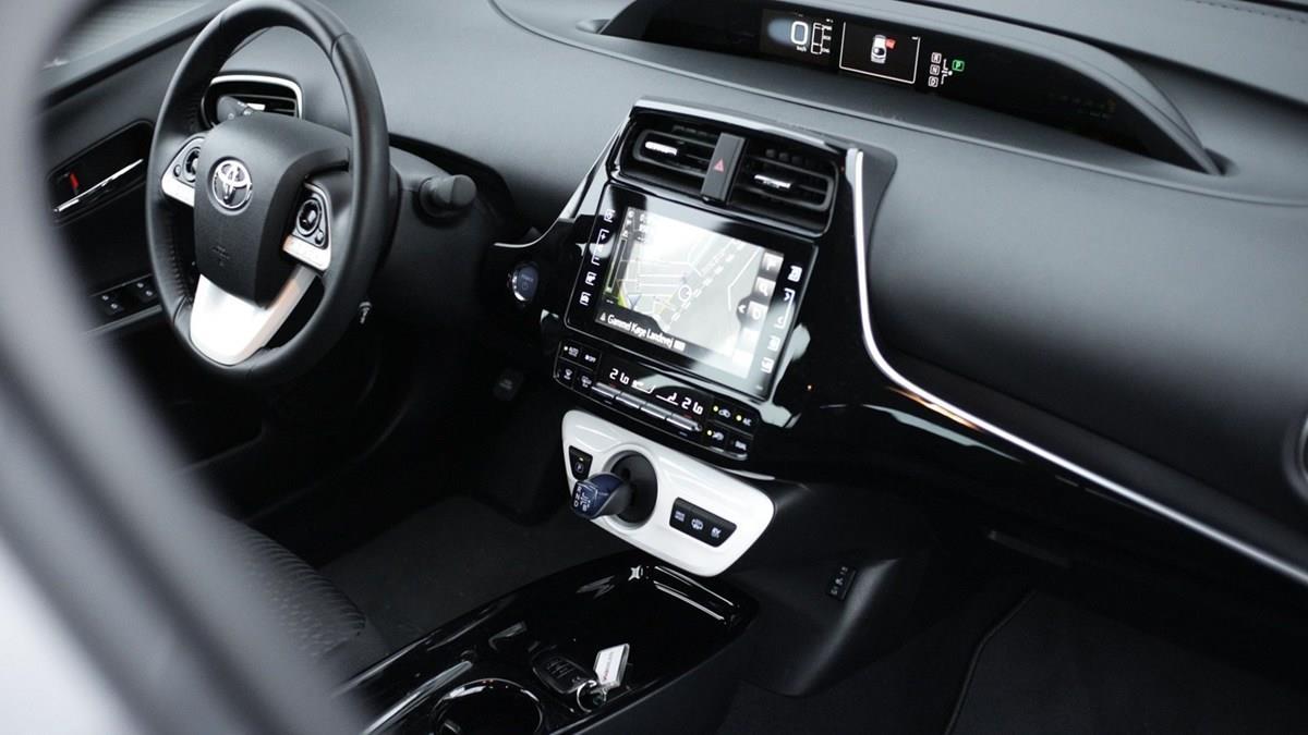 Billede af Toyota Prius 1,8 Plug-in H3 122HK 5d Aut.