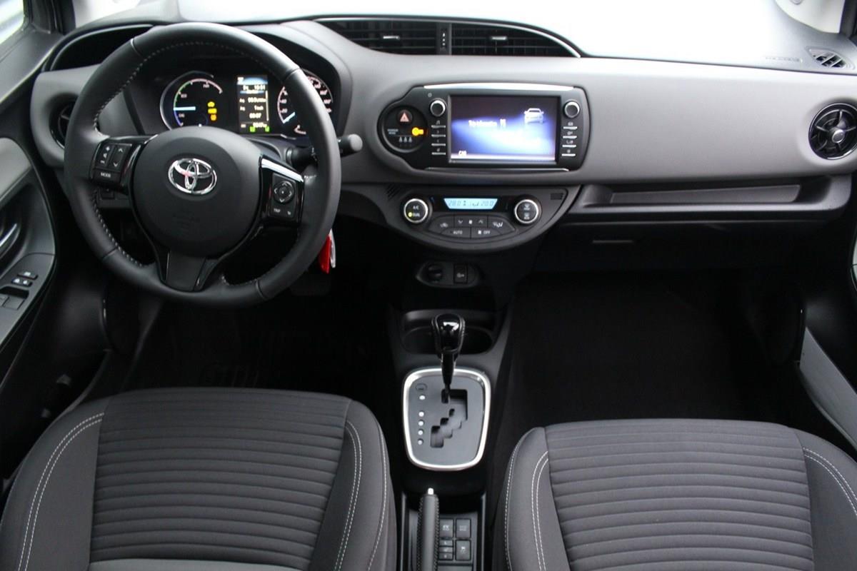 Billede af Toyota Yaris 1,5 VVT-I H2 E-CVT 100HK 5d Aut.