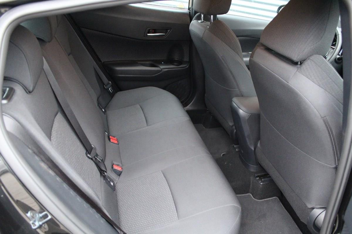 Billede af Toyota C-HR 1,8 B/EL C-ENTER Multidrive S 122HK 5d Aut.