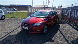 Ford Focus 1,6 TDCi DPF Titanium 115HK 5d 6g