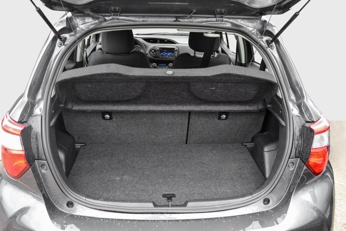 Billede af Toyota Yaris 1,5 B/EL H2 E-CVT 100HK 5d Trinl. Gear