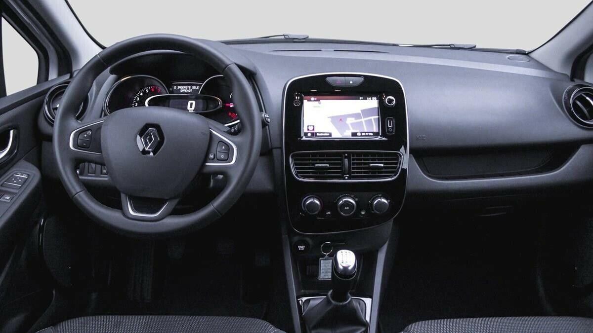Billede af Renault Clio Sport Tourer 0,9 Energy TCe Zen 90HK Stc