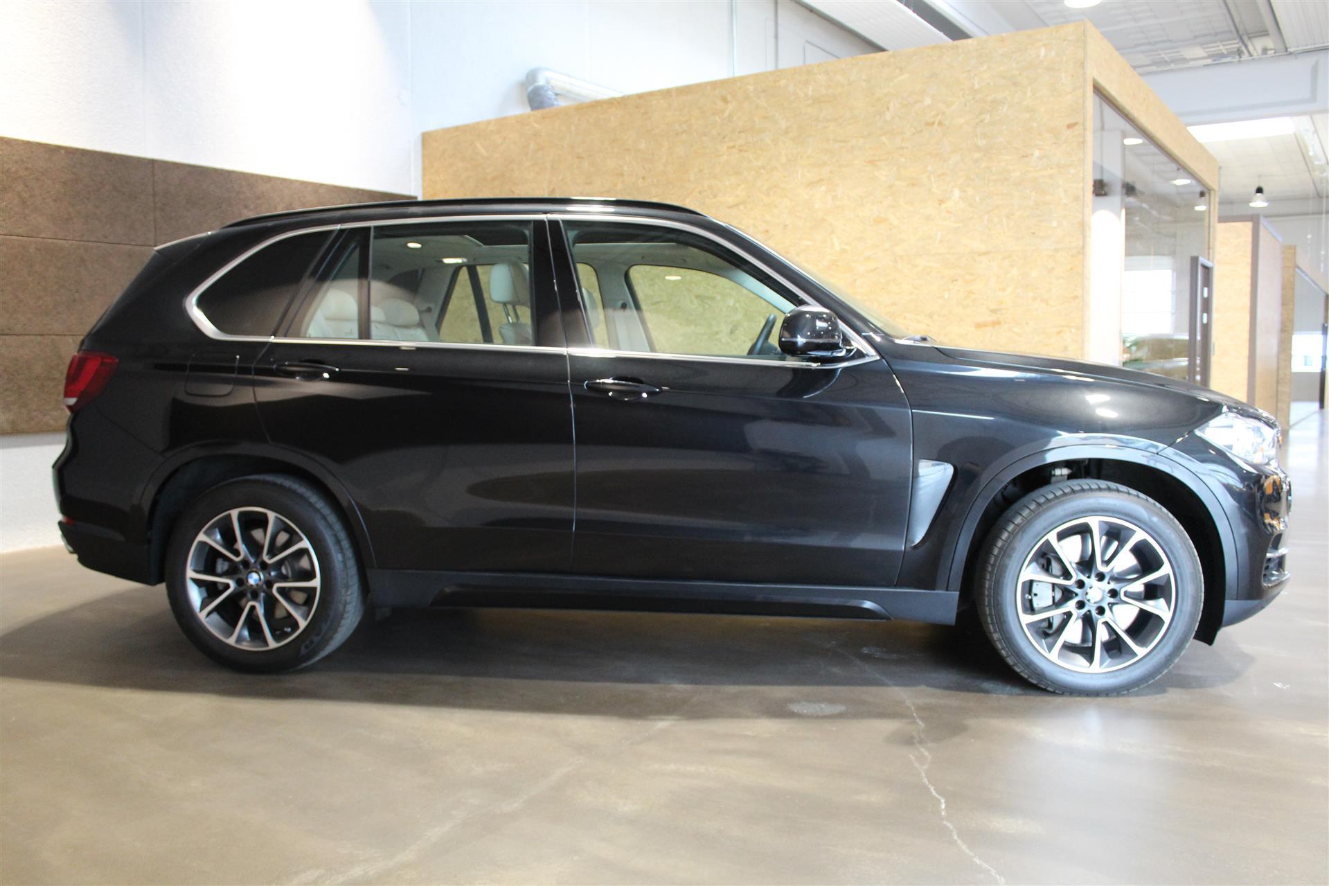 Billede af BMW X5 50I 4,4 XDrive 450HK 5d 8g Aut.
