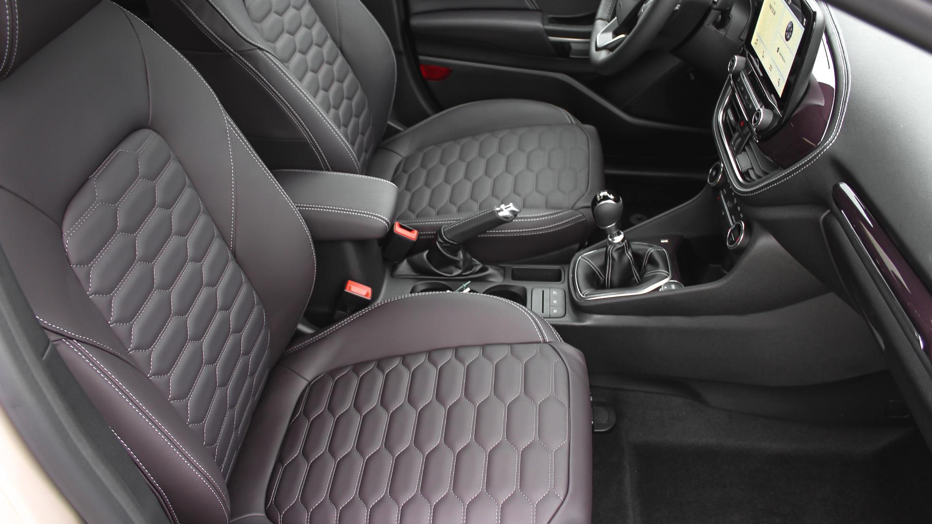 Billede af Ford Fiesta 1,0 EcoBoost Vignale Start/Stop 140HK 5d