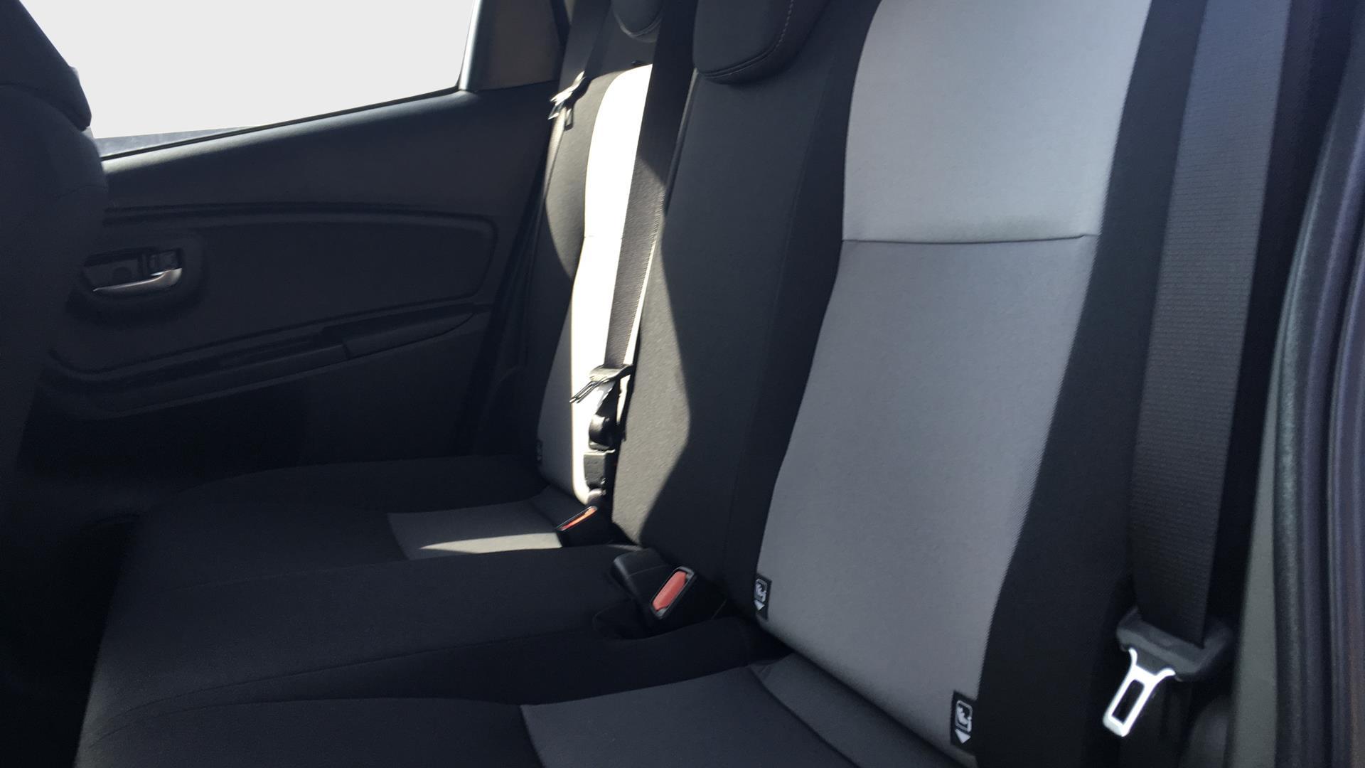 Billede af Toyota Yaris 1,5 B/EL H3 E-CVT 100HK 5d Trinl. Gear