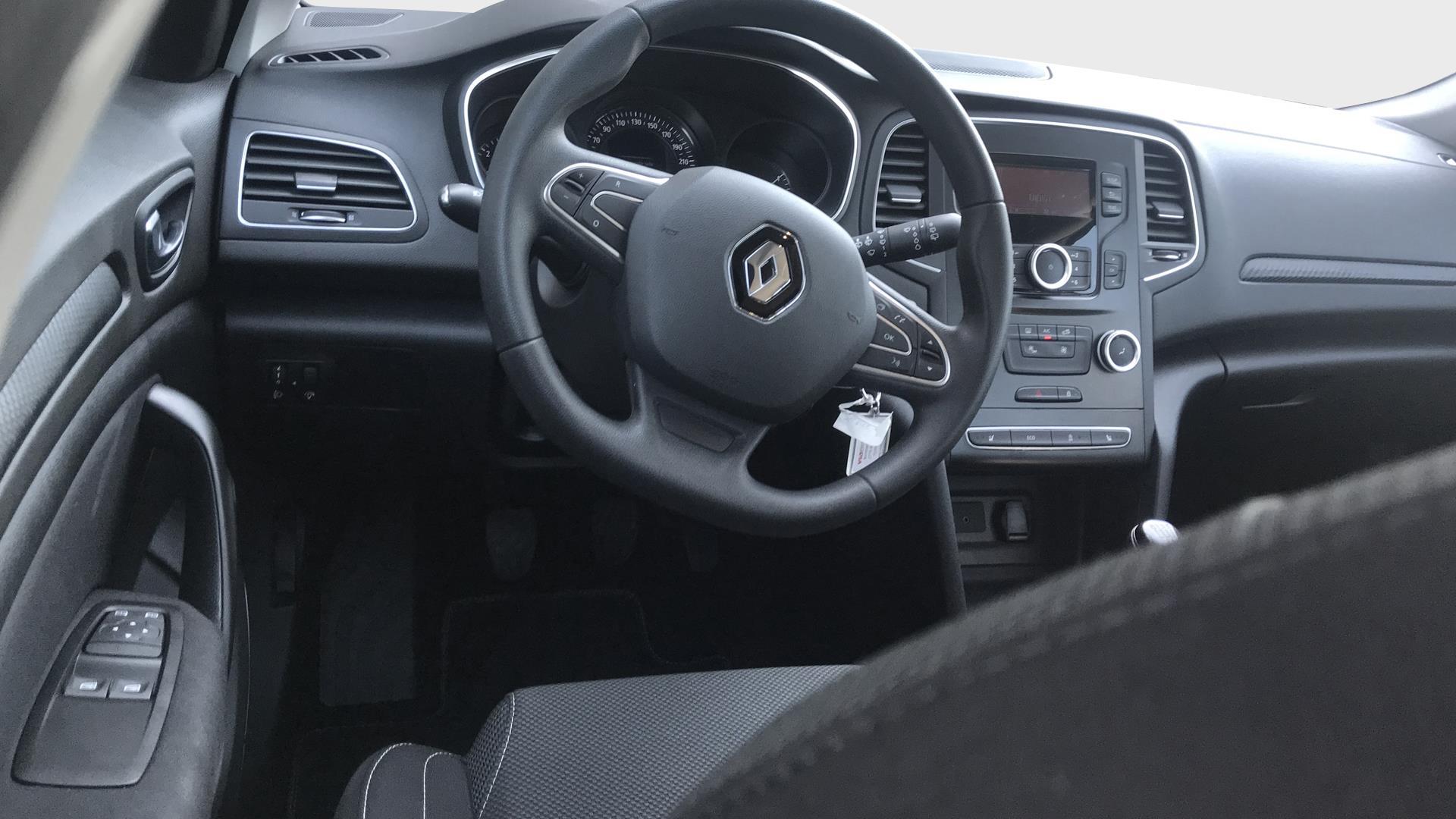 Billede af Renault Mégane Sport Tourer 1,2 TCE Life 100HK Stc 6g