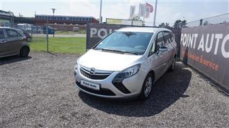 Opel Zafira Tour 1,6 CDTI Enjoy 136HK 6g