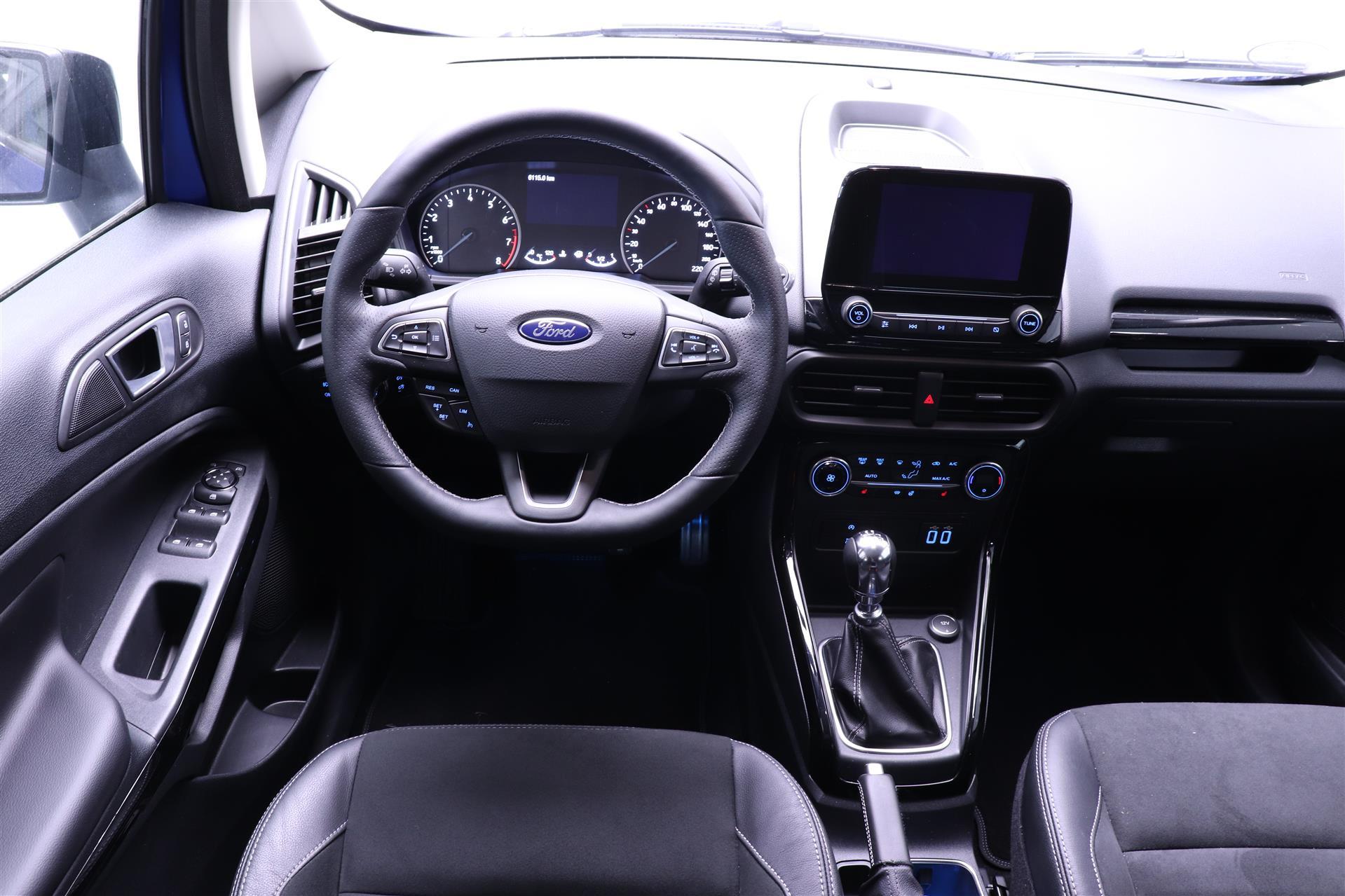 Billede af Ford Ecosport 1,0 EcoBoost ST-Line Start/Stop 140HK 5d