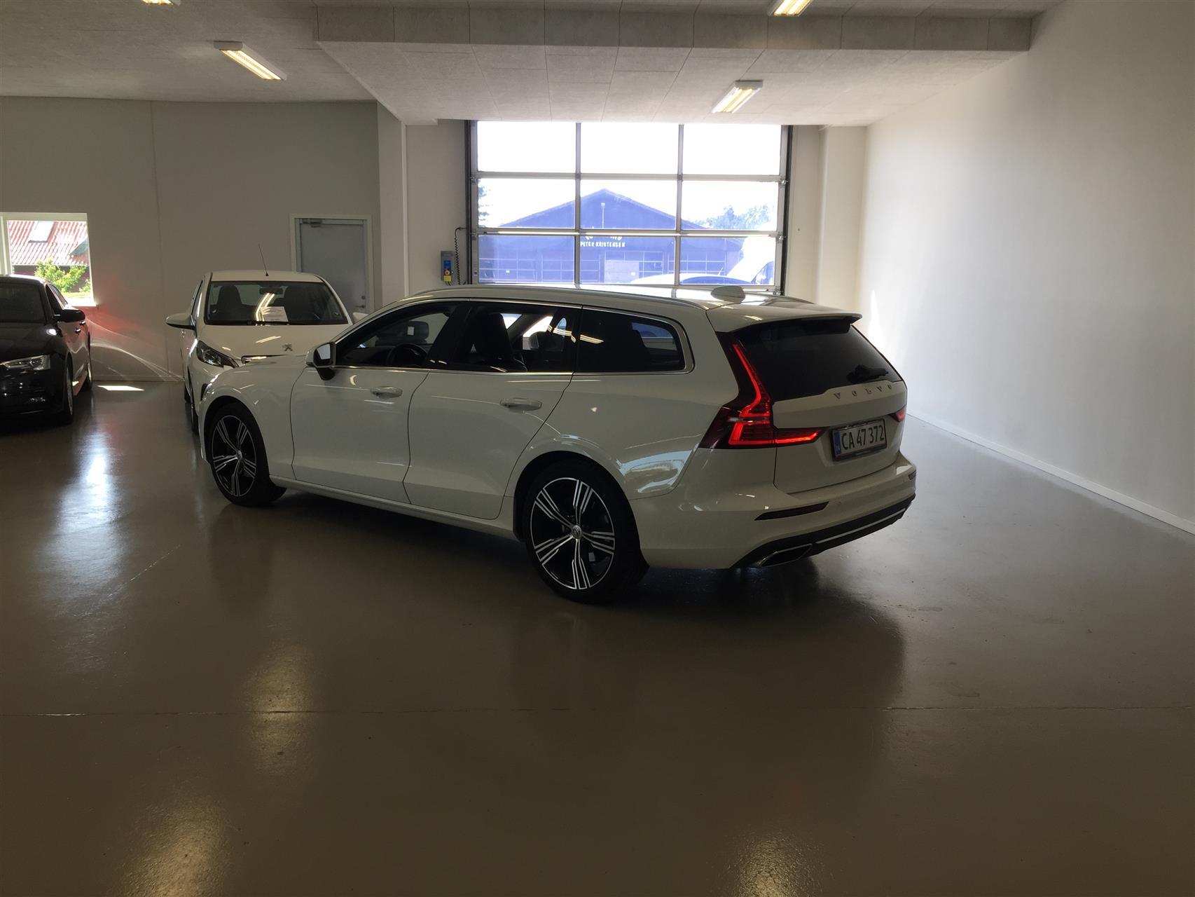 Billede af Volvo V60 2,0 D4 Inscription 190HK Stc 8g Aut.