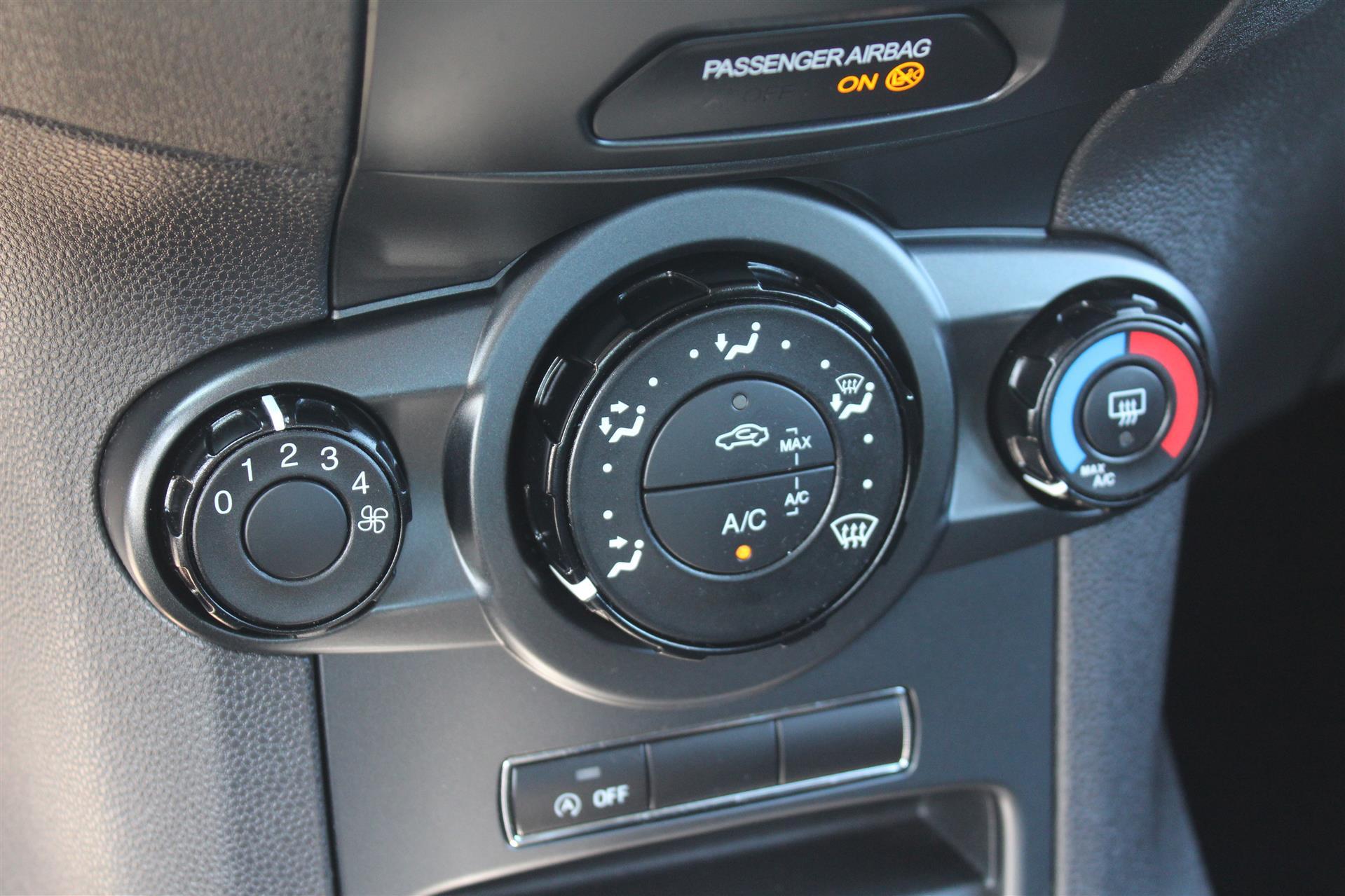 Billede af Ford Fiesta 1,0 Trend Start/Stop 65HK 5d