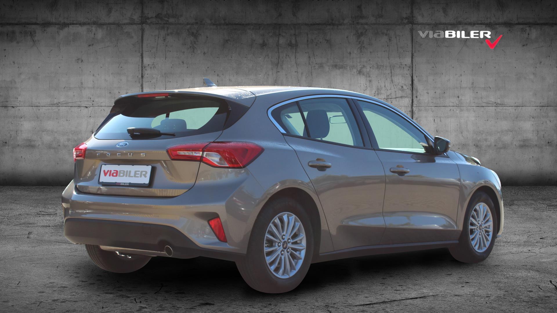 Billede af Ford Focus 1,0 EcoBoost Titanium 125HK 5d 6g