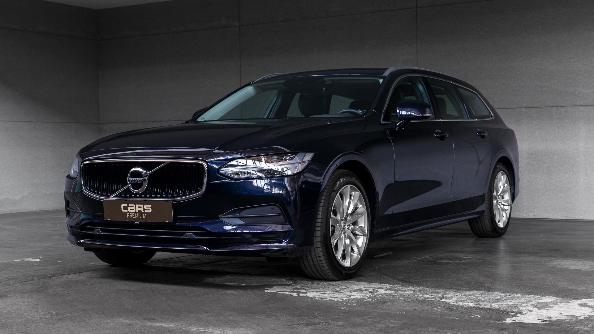 Billede af Volvo V90 2,0 D4 Momentum 190HK Stc 8g Aut.