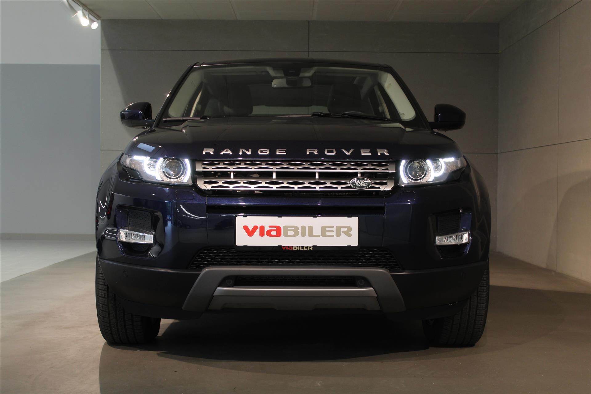 Billede af Land Rover Range Rover Evoque 2,0 TD4 Prestige Aut. 150HK 5d
