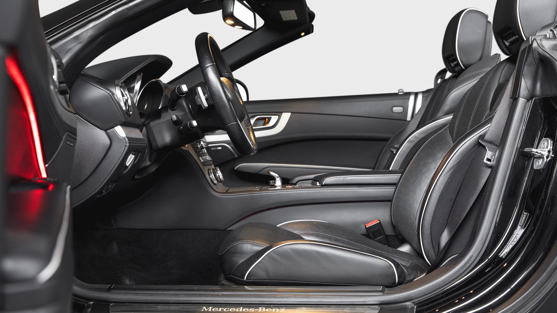 Billede af Mercedes-Benz SL500 4,7 7G-Tronic Plus 435HK Cabr. 7g Aut.