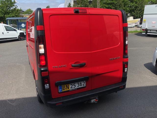 Billede af Renault Trafic T29 L1H1 1,6 DCI start/stop 125HK Van 6g
