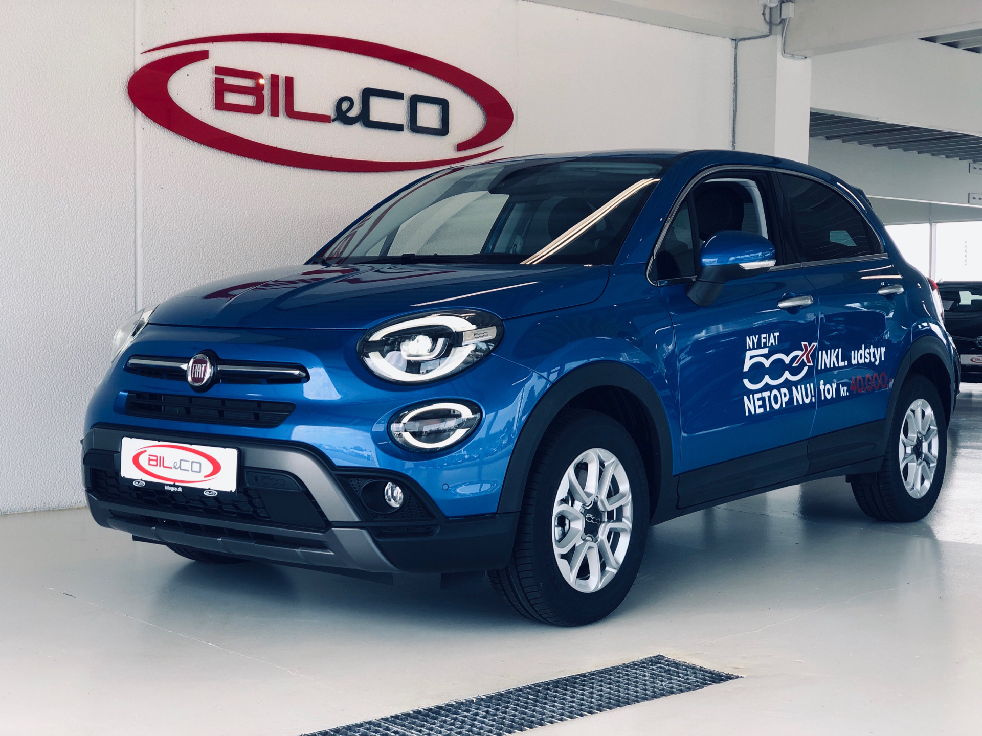 Billede af Fiat 500X 1,0 FireFly City Cross First Edition 120HK 5d 6g