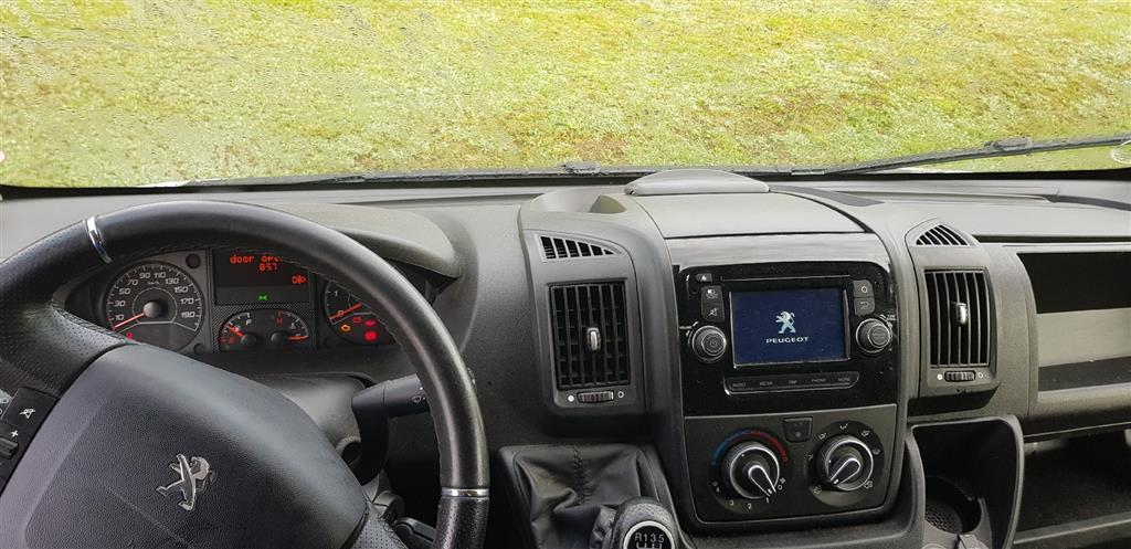 Peugeot Boxer 333 L2H2 2,2 HDI Premium 130HK Van 6g