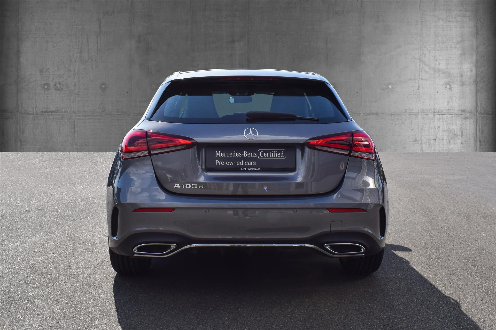 Billede af Mercedes-Benz A 180 1,5 CDI Advantage 7G-DCT 116HK 5d 7g Aut.