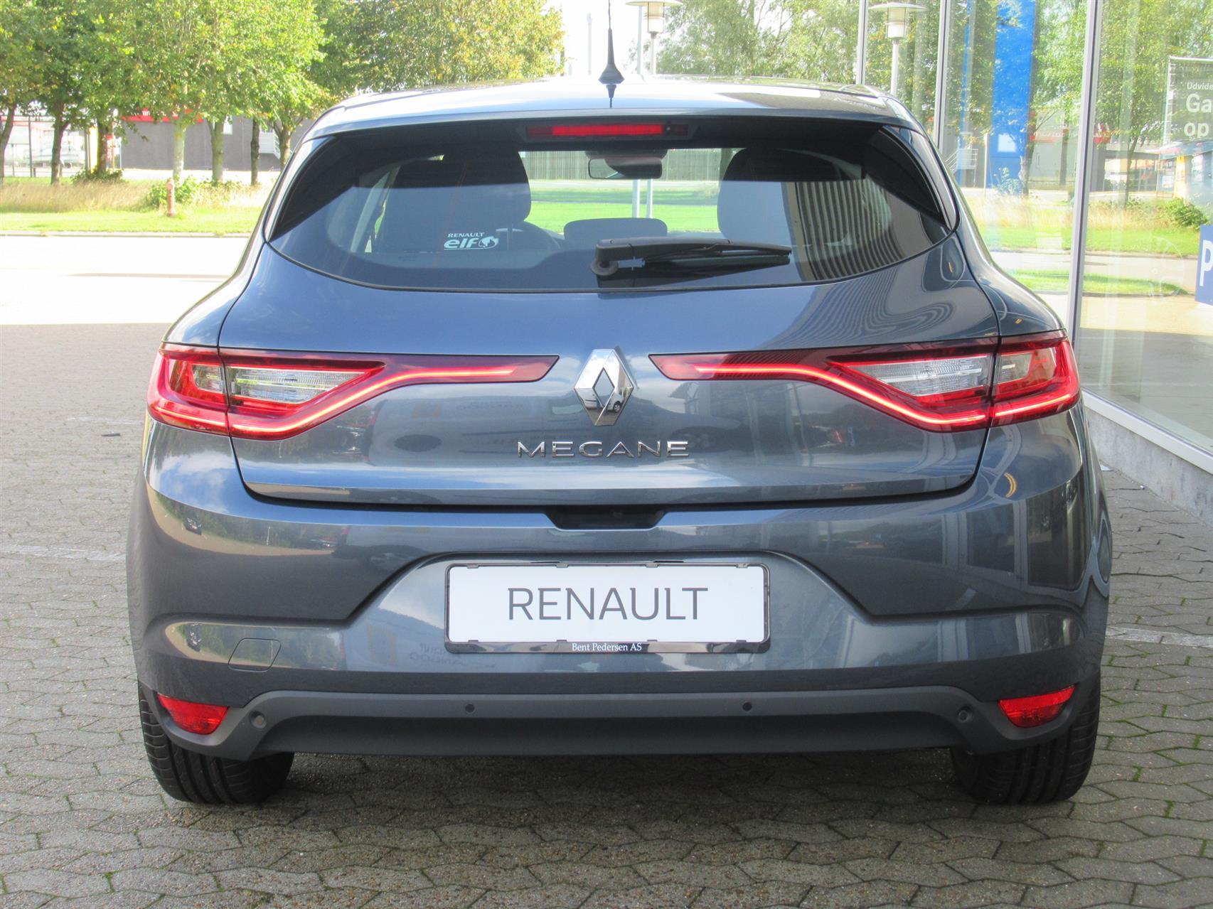Billede af Renault Mégane 1,3 TCE GPF Zen 140HK 5d 6g