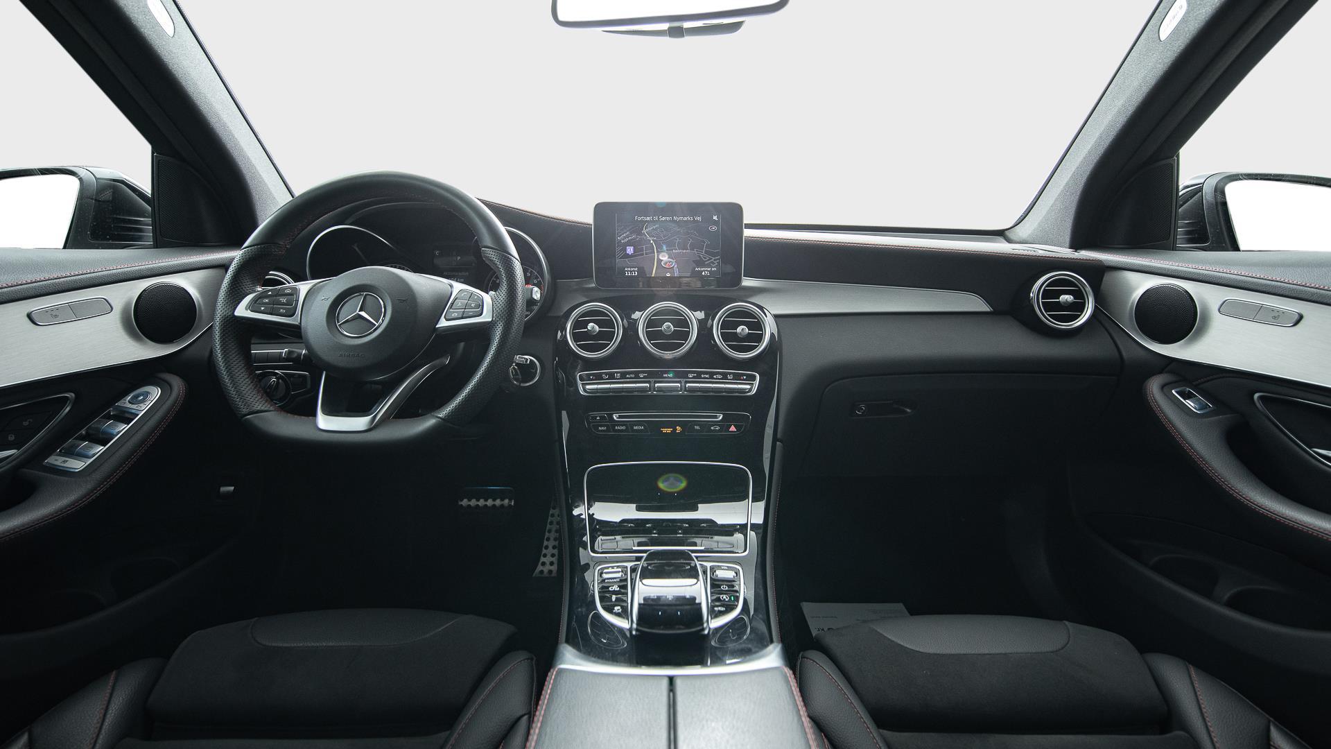 Billede af Mercedes-Benz GLC43 AMG 3,0 4-Matic 9G-Tronic 367HK 5d 9g Aut.