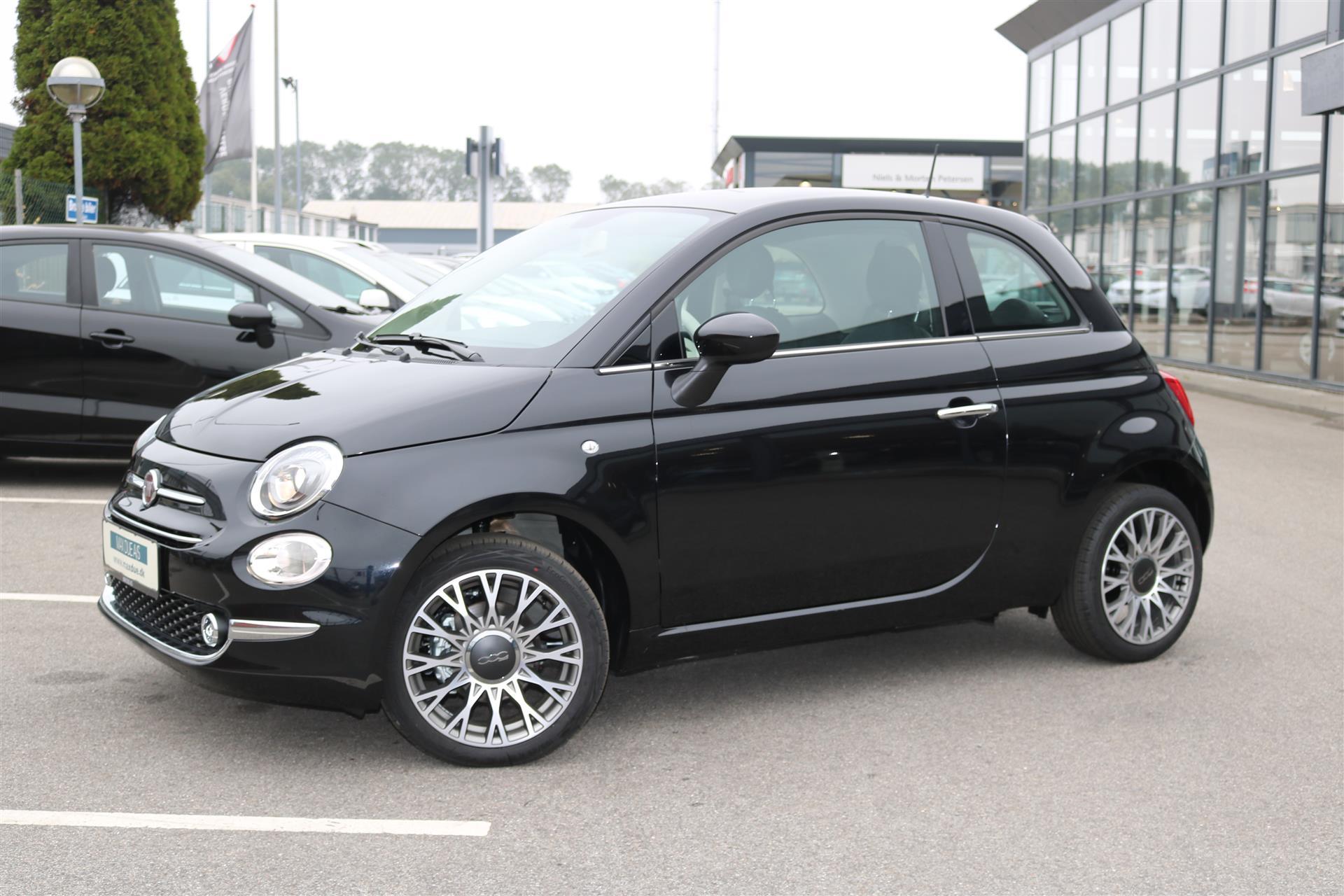 Billede af Fiat 500 1,2 Eco Super Star Start & Stop 69HK 3d