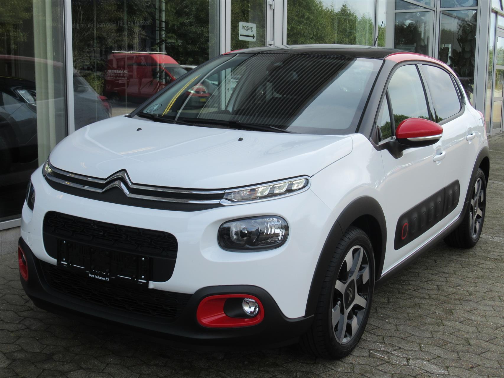 Billede af Citroën C3 1,2 PureTech VTR Sport start/stop 82HK 5d