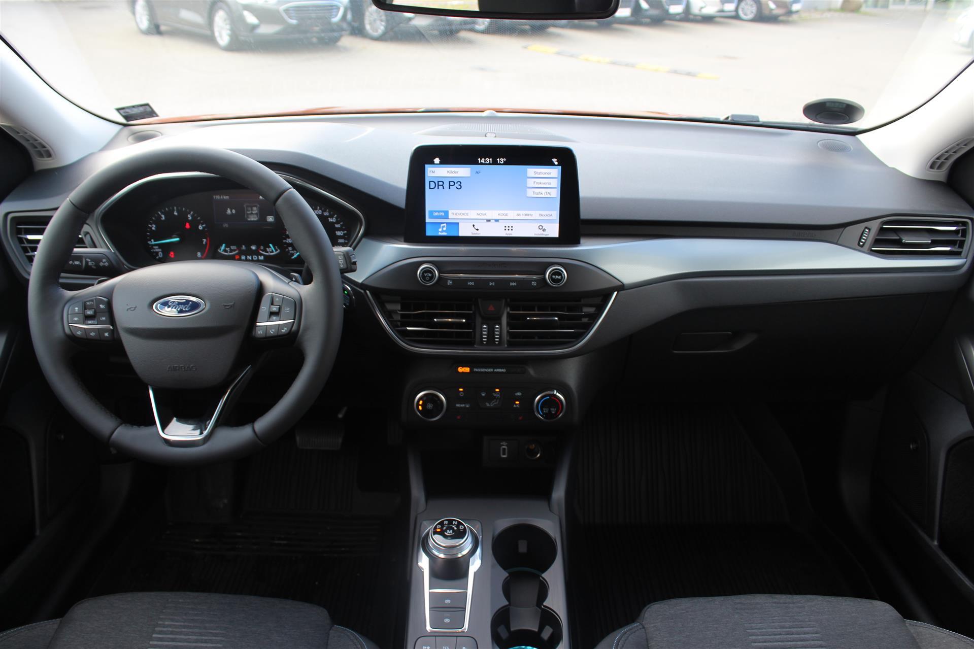 Billede af Ford Focus 1,5 EcoBoost Active 150HK 5d 8g Aut.