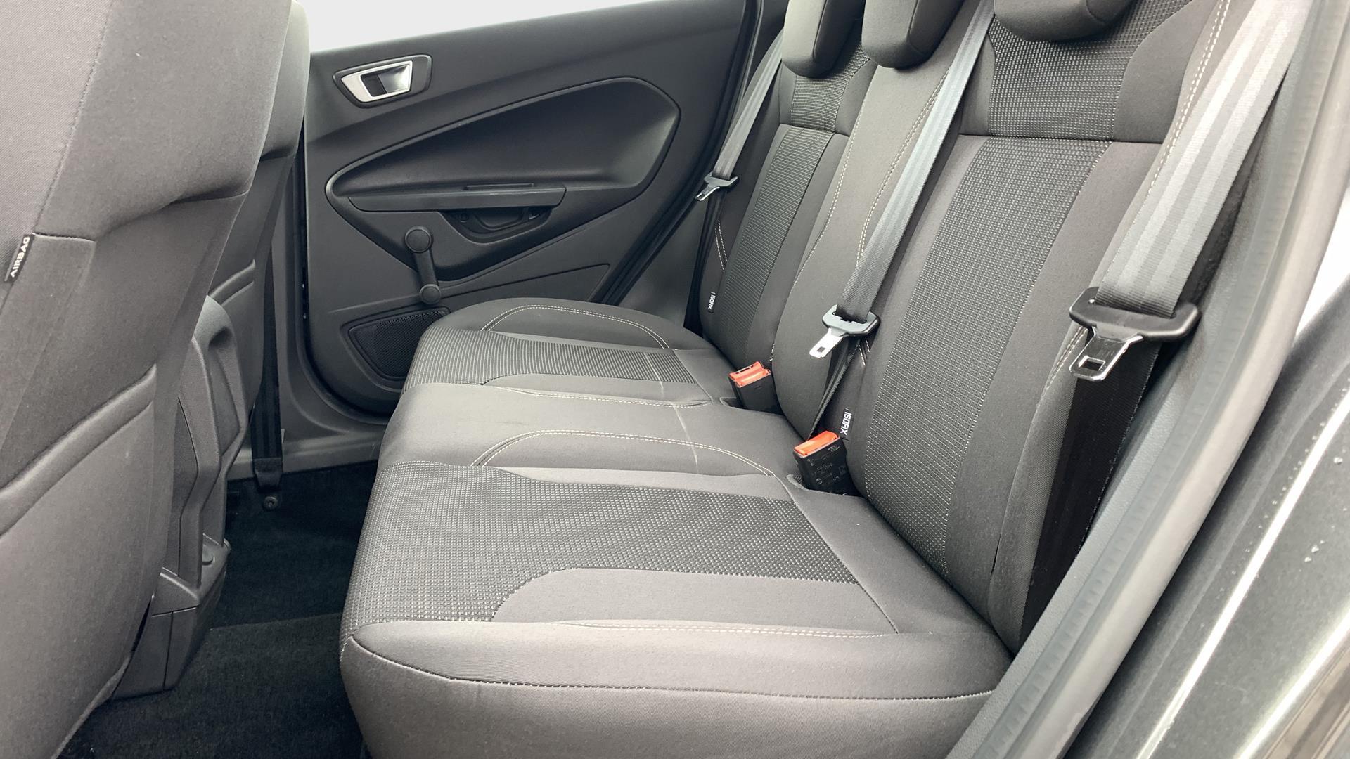 Billede af Ford Fiesta 1,0 EcoBoost Fun Start/Stop 125HK 5d