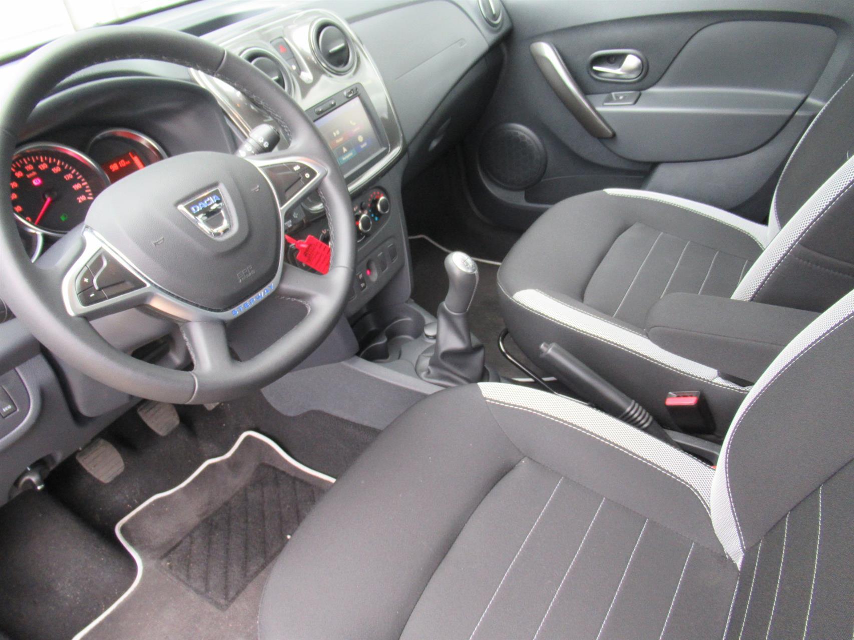Billede af Dacia Sandero 0,9 Tce Stepway Prestige Start/Stop 90HK 5d