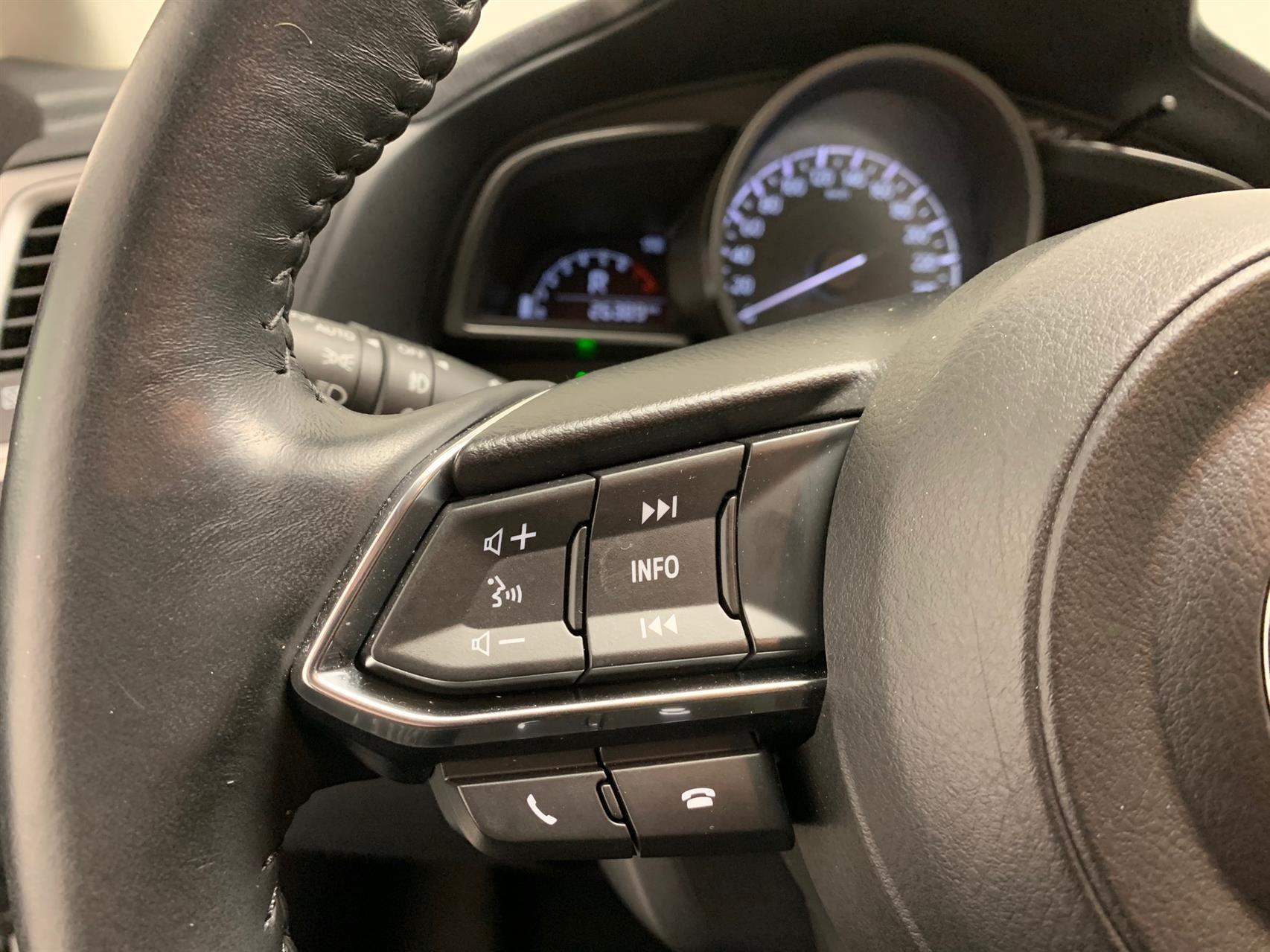 Billede af Mazda 3 2,0 Skyactiv-G Vision 120HK 6g Aut.
