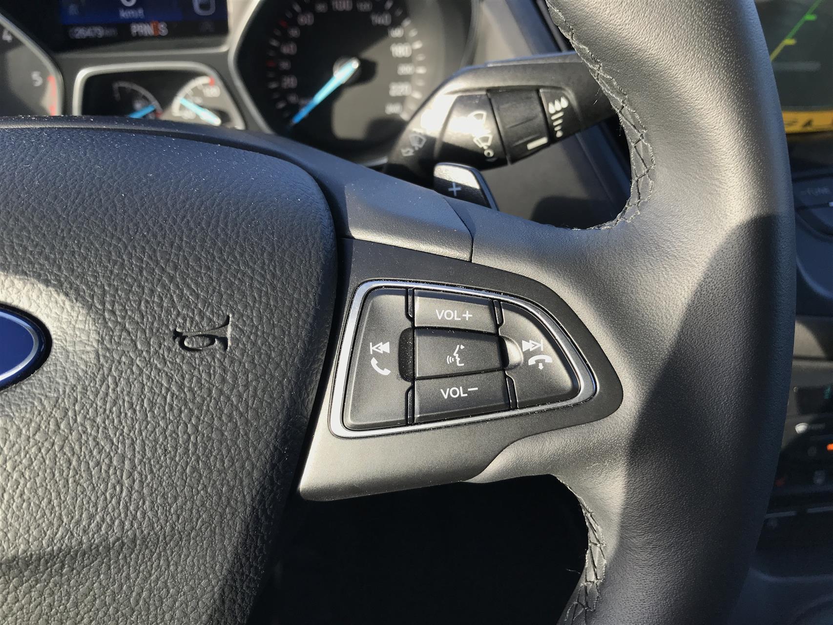 Billede af Ford Kuga 1,5 TDCi Titanium Attack 120HK Van 6g Aut.