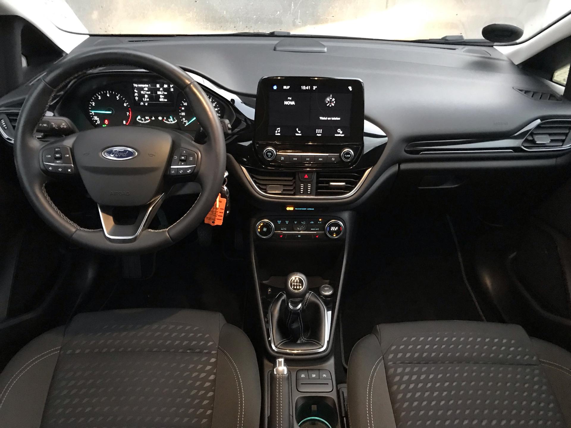 Billede af Ford Fiesta 1,0 EcoBoost Titanium Start/Stop 125HK 5d