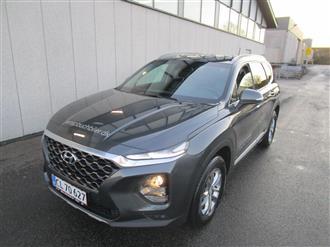 Hyundai Santa Fe 2,2 CRDi Trend 200HK 5d 8g Aut.