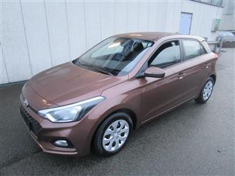 Hyundai i20 1,25 Life Plus 75HK 5d